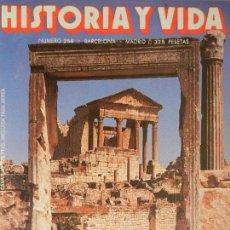 Coleccionismo de Revista Historia y Vida: HISTORIA Y VIDA Nº 258 AÑO XXI SEPTIEMBRE 1989.. Lote 99525731