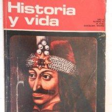 Coleccionismo de Revista Historia y Vida: HISTORIA Y VIDA Nº 60 AÑO VI MARZO 1973.. Lote 99999827