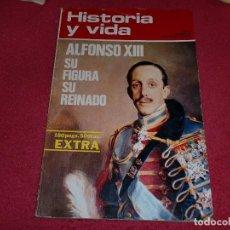 Coleccionismo de Revista Historia y Vida: NÚMERO EXTRAORDINARIO 180 PÁG. ALFONSO XIII -SU FIGURA Y REINADO- . Lote 100241551