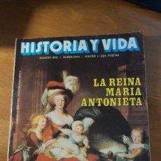 Coleccionismo de Revista Historia y Vida: HISTORIA Y VIDA. NÚMERO 262 - 1990. Lote 101678943