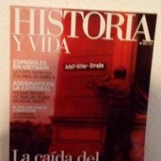 Coleccionismo de Revista Historia y Vida: REVISTA HISTORIA Y VIDA Nº-470. Lote 103127479