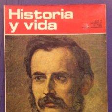 Coleccionismo de Revista Historia y Vida: HISTORIA Y VIDA N-64. MONTURIOL. HITLER FRACASA ANTE MOSCU. Lote 103877055