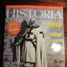 Coleccionismo de Revista Historia y Vida: HISTORIA Y VIDA Nº 410 . TEMPLARIOS. CARLOS II.. Lote 108331315