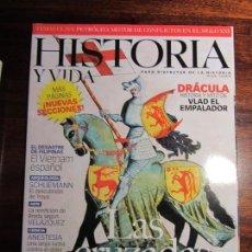Coleccionismo de Revista Historia y Vida: HISTORIA Y VIDA Nº 418. LAS CRUZADAS. DRÁCULA.. Lote 108331491