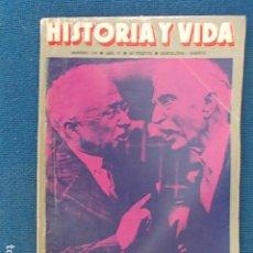 Coleccionismo de Revista Historia y Vida: HISTORIA Y VIDA . Lote 112400411