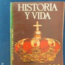 Coleccionismo de Revista Historia y Vida: HISTORIA Y VIDA . Lote 112400567