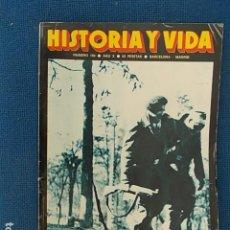 Coleccionismo de Revista Historia y Vida: HISTORIA Y VIDA . Lote 112400591