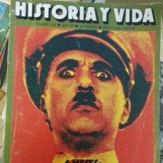 Coleccionismo de Revista Historia y Vida: HISTORIA Y VIDA. ESPECIAL NÚMERO 100. RICARDO DE LA CIERVA. 6 MESES DE DESCOMPOSICIÓN DEL FRANQUISMO. Lote 114096868
