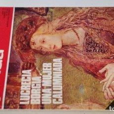 Coleccionismo de Revista Historia y Vida: LUCRECIA BORGIA UNA MUJER CALUMNIADA-1939-1945 LA MAYOR MASACRE DE LA HISTORIA-HISTORIA Y VIDA-Nº 67. Lote 114745115