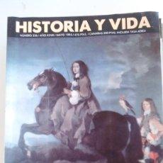 Coleccionismo de Revista Historia y Vida: CRISTINA DE SUECIA Y PIMENTEL-LA OCUPACION DE GUADALAJARA POR LOS ITALIANOS -HISTORIA Y VIDA-Nº 326. Lote 114747879