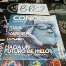 Coleccionismo de Revista Historia y Vida: HISTORIA Y VIDA CONOCER LA CIENCIA 1. Lote 114772654