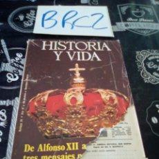 Coleccionismo de Revista Historia y Vida: HISTORIA Y VIDA 94 VER FOTOS FALTO TROZO PORTADA , REPARADO A CELO. Lote 114774742