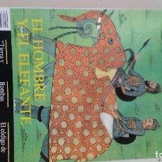 Coleccionismo de Revista Historia y Vida: EL HOMBRE Y EL ELEFANTE-TIERRA LIBERTAD FIM-CODIGO HAMMURABI-BOMBAS ATOMICAS-HISTORIA Y VIDA Nº 329. Lote 115044891