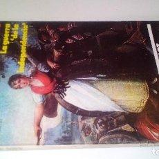 Coleccionismo de Revista Historia y Vida: LA GUERRA DE LA INDEPENDENCIA.MOZART-QUEVEDO HOY-HISTORIA Y VIDA Nº 151. Lote 116660067