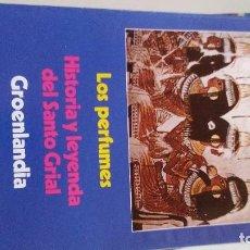 Colecionismo da Revista Historia y Vida: PERFUMES-SANTO GRIAL-GROENLANDIA-MEZQUITA DE CÓRDOBA-HISTORIA Y VIDA Nº 210. Lote 116671775