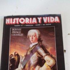 Coleccionismo de Revista Historia y Vida - BONNIE PRINCE CHARLIE. EL MAL DE OJO. EL NILO. VIKINGOS EN ESPAÑA-HISTORIA Y VIDA Nº 202 - 116672859
