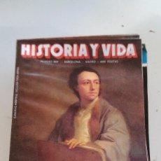 Coleccionismo de Revista Historia y Vida: PINTOR MENGS. ARTE MEDIEVAL DEL BUEN COMER. AFRODITA-HISTORIA Y VIDA Nº 297. Lote 116683687