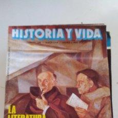 Coleccionismo de Revista Historia y Vida: CABEZA DE VACA, CREACIÓN DE LA BARCELONETA, MUJERES EN LA RUSIA ZARISTA-HISTORIA Y VIDA Nº 296. Lote 116683963