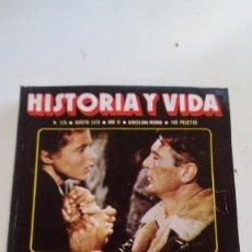 Coleccionismo de Revista Historia y Vida: HEMINGWAY EN ESPAÑA. LA ALCOBA DE NAPOLEÓN. EL PROCESO DE NUREMBERG-HISTORIA Y VIDA Nº 125. Lote 116703427