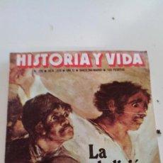 Coleccionismo de Revista Historia y Vida: ABOLICIÓN DE LA PENA DE MUERTE / GITANOS-ROUSSEAU, LA COCINA DE LAS BRUJAS-HISTORIA Y VIDA Nº 124. Lote 116703659