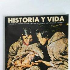 Coleccionismo de Revista Historia y Vida: HISTORIA Y VIDA N° 321 LA FAMILIA Y SU EVOLUCIÓN. Lote 117686582