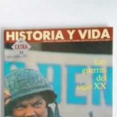 Coleccionismo de Revista Historia y Vida: HISTORIA Y VIDA EXTRA N° 72 EL CINE BÉLICO. Lote 117686631