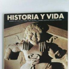 Coleccionismo de Revista Historia y Vida: HISTORIA Y VIDA EXTRA N° 310 LOS DIOSES DEL MAL. Lote 117686856