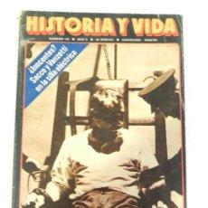 Coleccionismo de Revista Historia y Vida: HISTORIA Y VIDA Nº 110 BERNANOS Y LA REPRESIÓN NACIONALISTA,. Lote 117768743