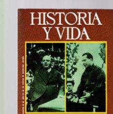 Colecionismo da Revista Historia y Vida: HISTORIA Y VIDA - Nº 89 / AGOSTO 1975 - PRIETO Y LOS BORRADORES SECRETOS.... Lote 129509655