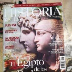 Coleccionismo de Revista Historia y Vida - Historia y Vida nº 448 - El Egipto de los Ptolomeos - 129644975