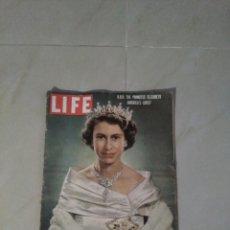 Coleccionismo de Revista Historia y Vida: REVISTA LIFE AÑO 1951 EN INGLÉS.. Lote 130008171