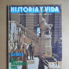 Colecionismo da Revista Historia y Vida: Nº 260 - HISTORIA Y VIDA - HITLER EN LA HISTORIA/ZAPATA/LAS MUJERES DEL PROFETA. Lote 131024500