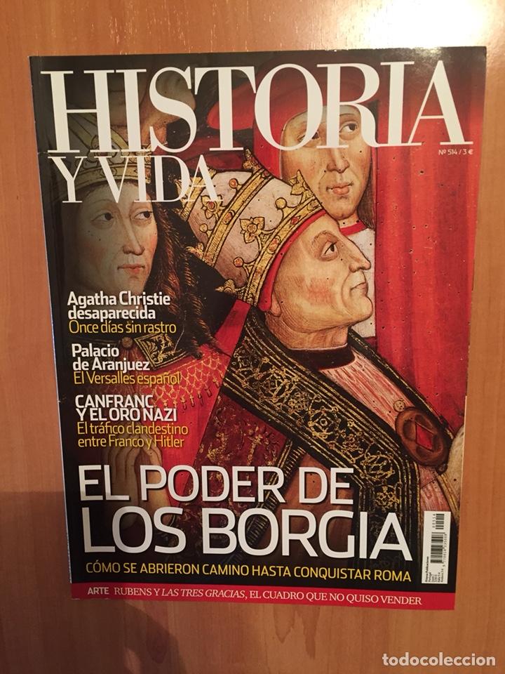REVISTA HISTORIA Y VIDA NÚMERO 514 2011 (Coleccionismo - Revistas y Periódicos Modernos (a partir de 1.940) - Revista Historia y Vida)