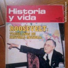 Coleccionismo de Revista Historia y Vida: HISTORIA Y VIDA N,55 DE OCTUBRE 1972. Lote 131612682