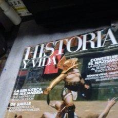 Coleccionismo de Revista Historia y Vida - Historia y vida.479 - 131730487