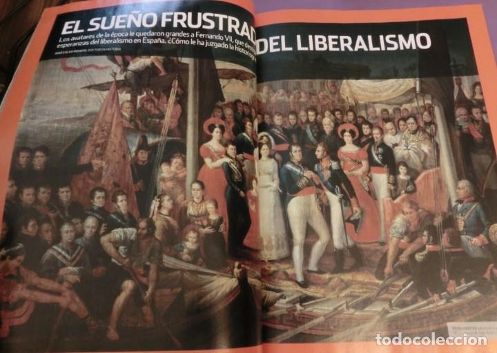 Coleccionismo de Revista Historia y Vida: HISTORIA Y VIDA Nº 586- FERNANDO VII ¿DESEADO O INDESEABLE? (COMO NUEVA) - Foto 3 - 132531586