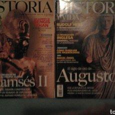 Coleccionismo de Revista Historia y Vida: HISTORIA Y VIDA (2003). Lote 134054655