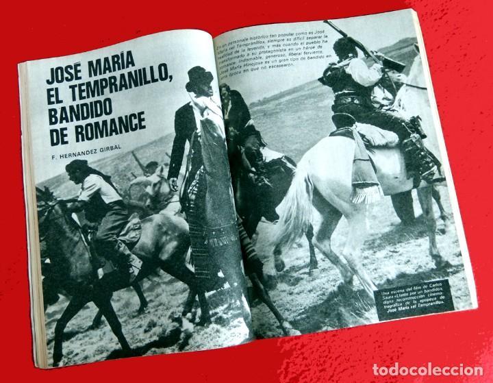 Coleccionismo de Revista Historia y Vida: HISTORIA Y VIDA, EXTRA Nº 13 - BANDIDOS Y BANDOLEROS - 1978 - Foto 4 - 137562598