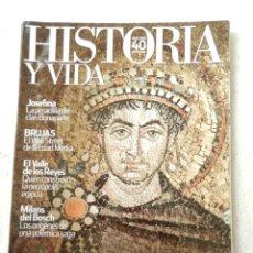 Coleccionismo de Revista Historia y Vida: REVISTA HISTORIA Y VIDA Nº 485 OCTUBRE 2008 -JUSTINIANO EL EMPERARDOR QUE LLEVÓ BIZANCIO A LA GLORIA. Lote 137907642