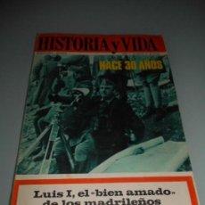 Coleccionismo de Revista Historia y Vida: HACE 30 AÑOS - EL MISTERIO DEL ASESINATO DE JOHN KNENNEDY. Lote 140040850