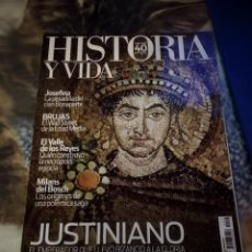 Coleccionismo de Revista Historia y Vida: REVISTA HISTORIA Y VIDA 486 (LEER DESCRIPCIÓN). Lote 140051518