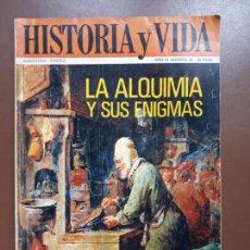Coleccionismo de Revista Historia y Vida: HISTORIA Y VIDA - AÑO IV - Nº39. Lote 142212526