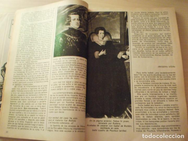 Coleccionismo de Revista Historia y Vida: Reinas de España (Historia y Vida - Extra22) Año 1981 - Foto 3 - 145638598