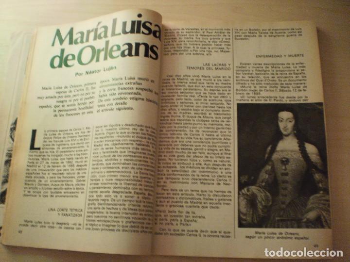 Coleccionismo de Revista Historia y Vida: Reinas de España (Historia y Vida - Extra22) Año 1981 - Foto 4 - 145638598
