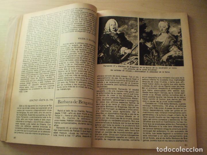 Coleccionismo de Revista Historia y Vida: Reinas de España (Historia y Vida - Extra22) Año 1981 - Foto 5 - 145638598