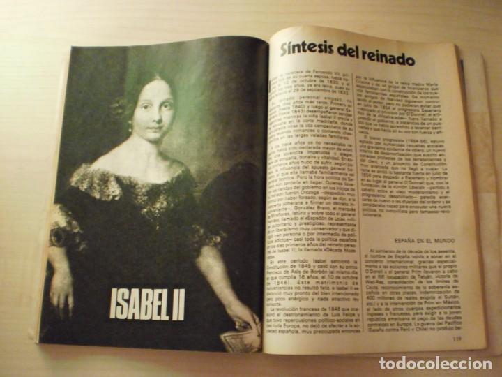 Coleccionismo de Revista Historia y Vida: Reinas de España (Historia y Vida - Extra22) Año 1981 - Foto 7 - 145638598