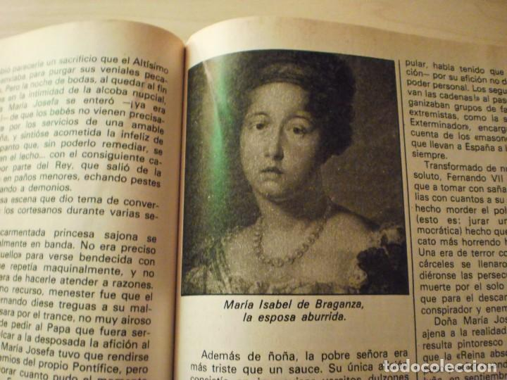 Coleccionismo de Revista Historia y Vida: Reinas de España (Historia y Vida - Extra22) Año 1981 - Foto 8 - 145638598