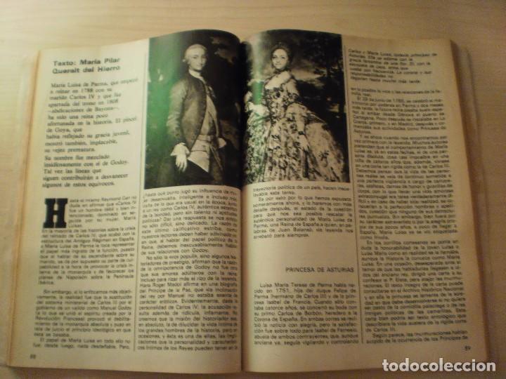 Coleccionismo de Revista Historia y Vida: Reinas de España (Historia y Vida - Extra22) Año 1981 - Foto 9 - 145638598