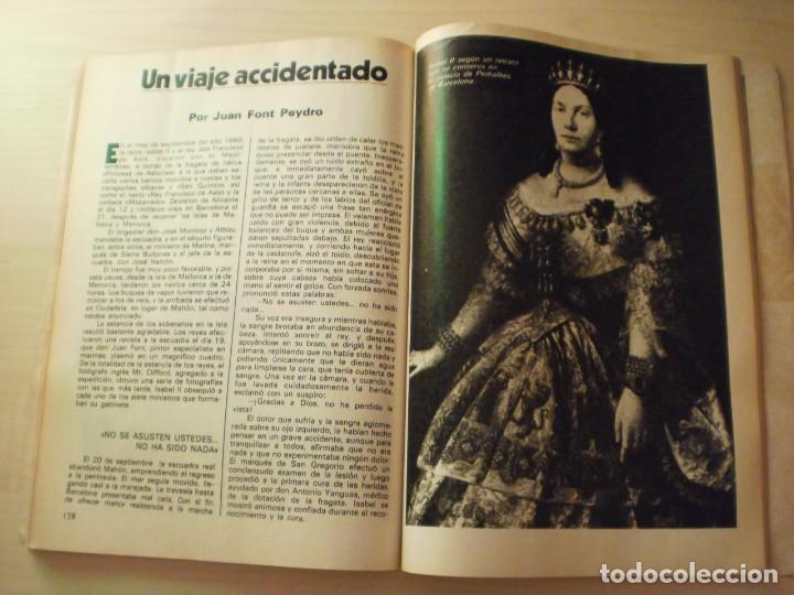 Coleccionismo de Revista Historia y Vida: Reinas de España (Historia y Vida - Extra22) Año 1981 - Foto 10 - 145638598