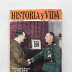 Coleccionismo de Revista Historia y Vida: HISTORIA Y VIDA N.2. Lote 146102174